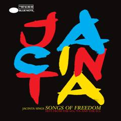 Jacinta - Songs of Freedom